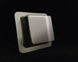 "2.50"" x 2.50"" x 1.00"" Depth Square Blister SAMPLE"