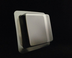 "3.00"" x 3.00"" x 1.00"" Depth Square Blister SAMPLE"