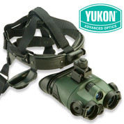 Night Vision 1x24 Tracker Binoculars with Head Mount