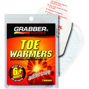 Grabber Toe Warmers Pack of 2