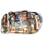Camouflage Travellers Pouch