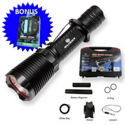 Olight M22 LED Torch & Charger, 950Lm, 305m