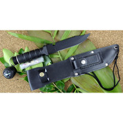 Survival Mate Knife with Kit