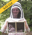 2014 Package Bees: 3 lbs. w/ Russian Queen (Deposit / Reservation)