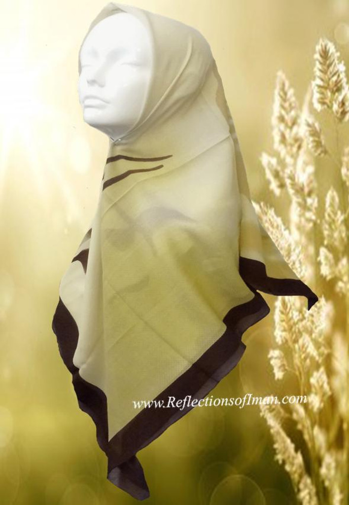 Lunette Scarf Style Hijab