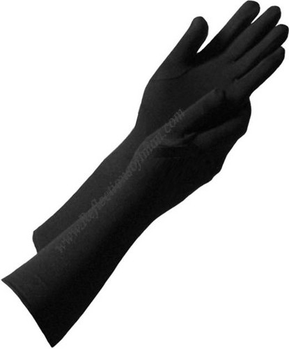 Classic Black Gloves