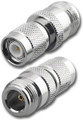 TNC Male to N Female Coaxial Adapter RFA-8463