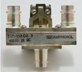 Amphenol 317-10202-3 - SPDT RF Coaxial Relay - BNC Connectors