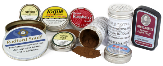View our Snuff Selection