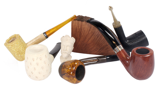 Pipes at GQTobaccos.com