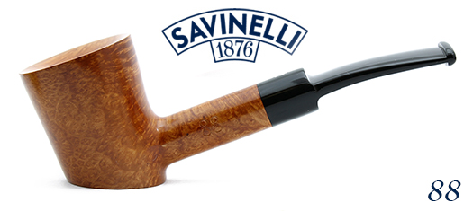 Savinelli 88 Handmade Pipes at GQTobaccos