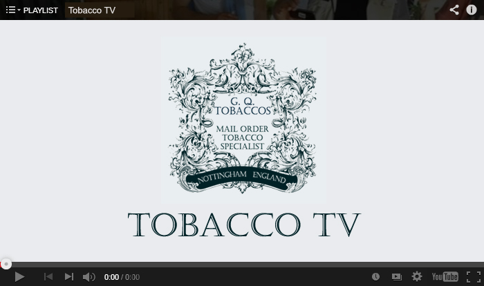 Our own TV Channels with even more information and guides. Brought to you by YouTube & GQTobaccos
