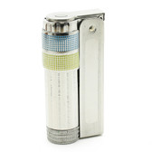 Windflame - Trench Lighter (Blue Yellow)