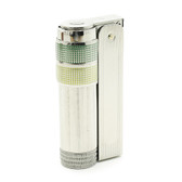 Windflame - Trench Lighter (Green & Yellow)