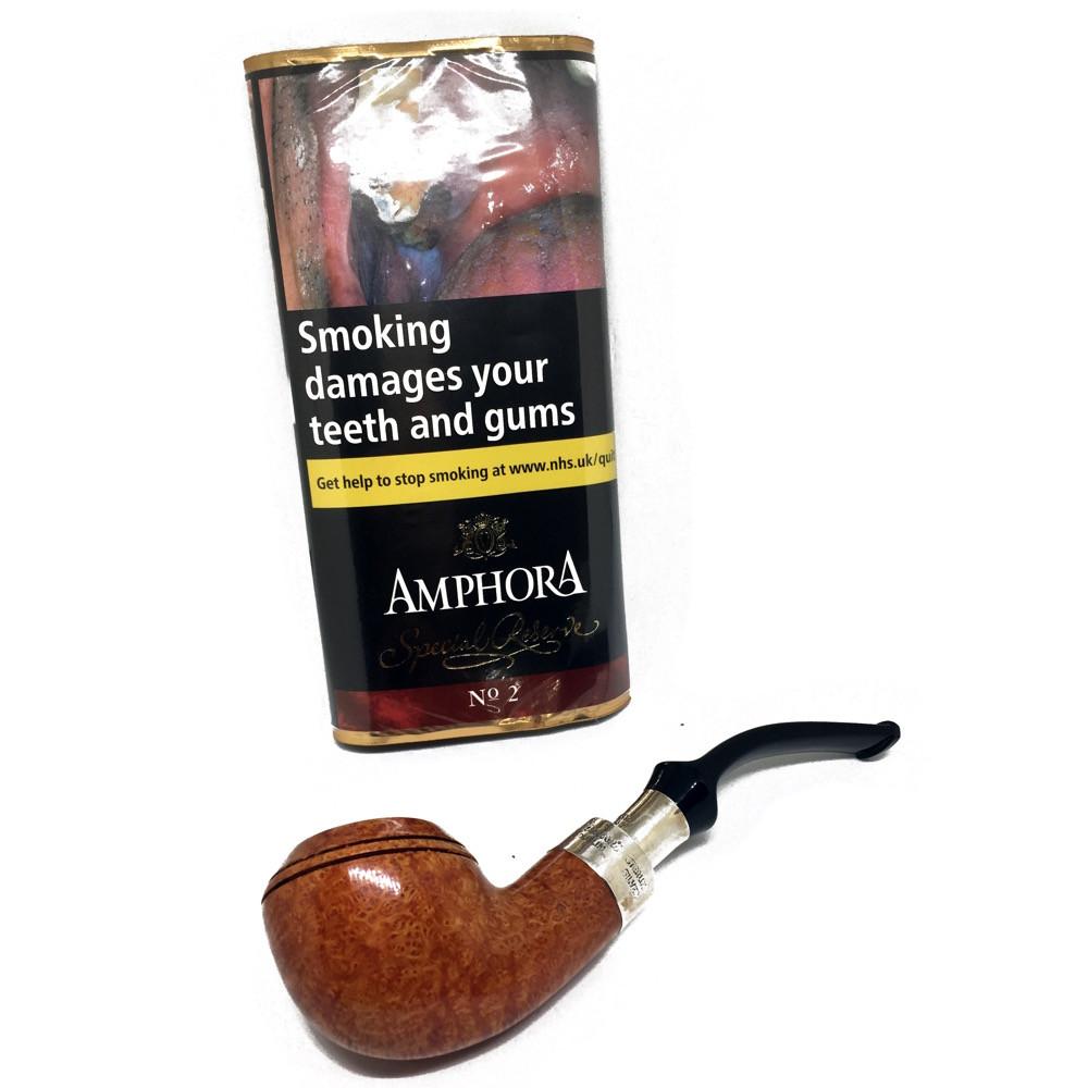 Amphora Special Reserve No 2 40g Packet Mac Baren Gq