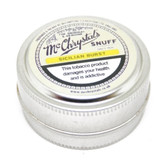 McChrystal's  - Sicilian Burst (Mild Lemon)  -  Snuff - Mini 3.5g Tin