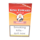 King Edwards - Imperial Cigars - Pack of 5