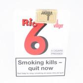 Villiger - Rio 6 Cigars - Pack of 5