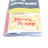 JF Germains - Brown Flake - 50g Pouch