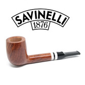 Savinelli - Pianoforte - 703 - Smooth - 9mm KS  SALE