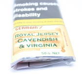 JF Germains - Royal Jersey Cavendish & Virginia - 50g Pouch