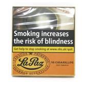 La Paz Wilde Cigarillos Pack of 10 Cigars