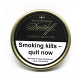 Davidoff Danish Mixture Pipe Tobacco  - 50g Tin