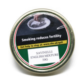 Savinelli - English Mixture - 50g Tin