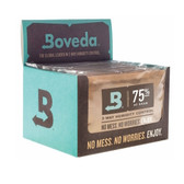Boveda Humidifier - 60g Pack - 75% RH Full Box of 12