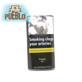 Pueblo Blue is additive free Hand Rolling Tobacco that is lighter than traditional blend of American Virginia tobaccos, order today from GQ Tobaccos