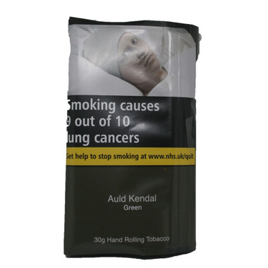 Auld Kendal (AK) Gold Menthol is based on the popular Kendal Gold shag which features in a many of Gawith Hoggarths rolling tobaccos.
