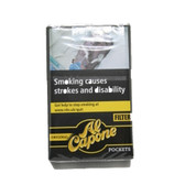 Al Capone - Pockets Original Filter - Pack of 10 Cigarillos