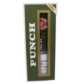 Punch - Punch (Tubed) EMS Gift Pack with Cigar Cutter