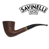 Savinelli -Venere  Brownblasted - 920 - 6mm