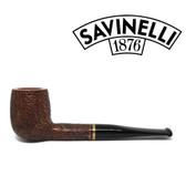 Savinelli - Venere  Brownblasted - 128 - 6mm