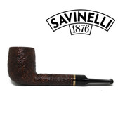 Savinelli - Venere  Brownblasted - 703 - 6mm - Canadian