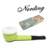 Erik Nørding - Shorty Pipe - Green