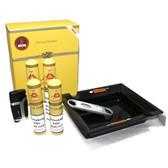 Montecristo - Havana Gift Hamper - 4 Cigars - Ashtray Lighter - Cutter