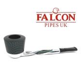 Falcon - Shillelagh (Dark Green) with Carbon Fibre Green Algiers Bowl
