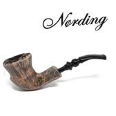 Erik Nørding - Signed Black Grain Freehand #4
