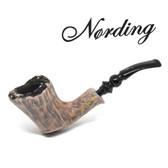Erik Nørding - Signed Black Grain Freehand #5