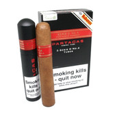 Partagas - Serie D No4 (Tubed) - Pack of 3 Cigars