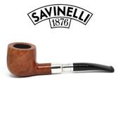 Savinelli - Natural  Spigot - 122 - 6mm Balsa