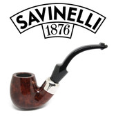 Savinelli - Dry System 613 Smooth  (6mm Filter)