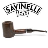 Savinelli - Marron Glace Brown 310 Smooth  (6mm Filter)