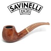 Savinelli - Dolomiti Smooth - 645 - 9mm Filter