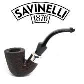 Savinelli - Dry System 621 Rustic  (6mm Filter)