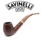 Savinelli - Dolomiti Rustic - 602 - 6mm Filter