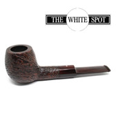 Alfred Dunhill - Cumberland - 5 201 - Group 5  - Straight Apple - White Spot