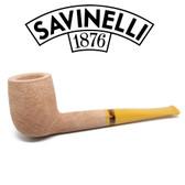 Savinelli - Ghibli - Rusticated  - 111  - 6mm Filter